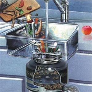 极速厨房垃圾处理器
