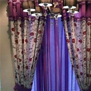 伊嘉豪庭紫色