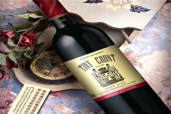 藍菲進口葡萄酒紅色