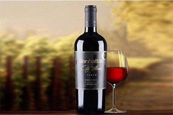藍菲進口葡萄酒透明