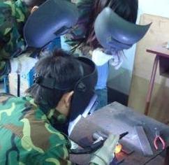 焊接培训中心