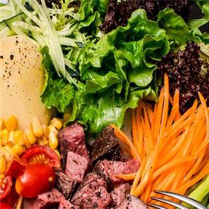 素颜素语轻食沙拉
