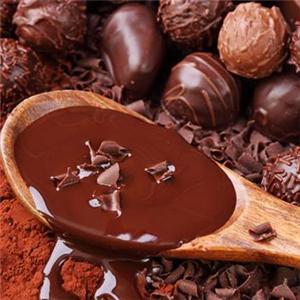 歌斐颂巧克力招牌