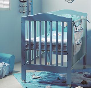合一母嬰嬰兒床