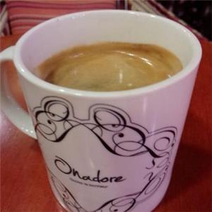 安乃迪尔咖啡拿铁