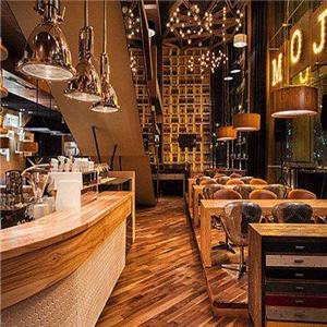 Tims Coffee House蒂姆咖啡屋木材