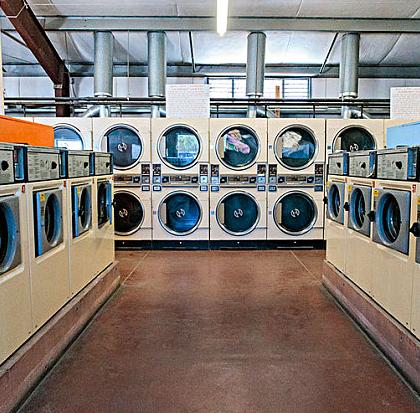 超能干洗品质