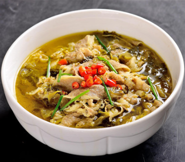 筷有引力酸菜魚飯特色