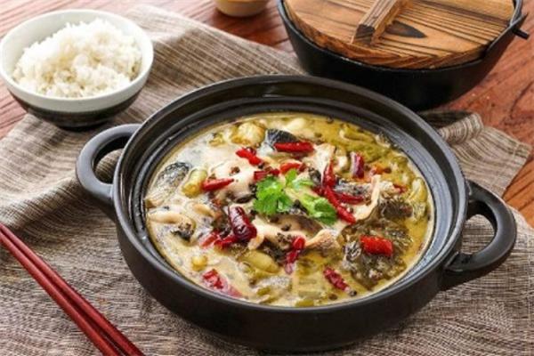 筷有引力酸菜魚飯