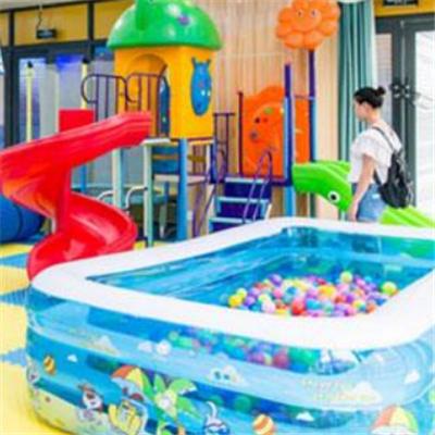 哆菲寶貝親子游泳俱樂部游樂園