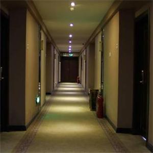 东华天瑞商务酒店装饰