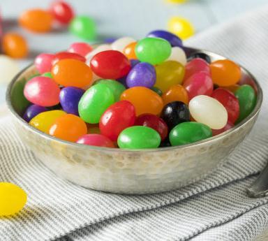 波弟巴弟糖果彩色糖果