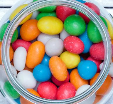 波弟巴弟糖果各种颜色