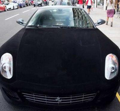 寶麗菲爾汽車用品貼膜