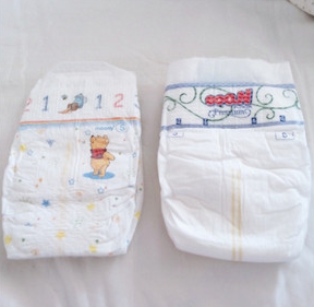 姆明一族紙尿褲專業