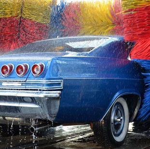 斑马全自动洗车加盟