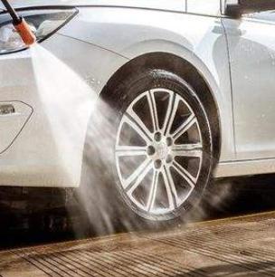 斑马全自动洗车轻松