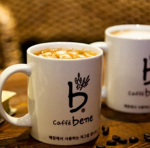 CaffeBene咖啡故事纯正