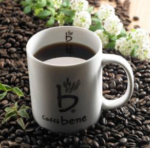 CaffeBene咖啡故事醇厚