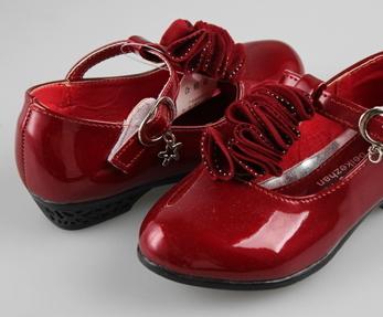 小鱼儿童鞋皮鞋