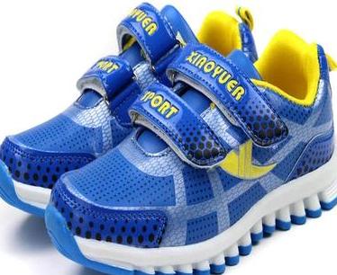 小鱼儿童鞋运动鞋