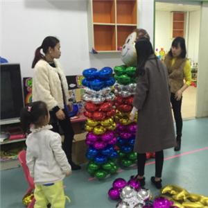 康乐艺术幼儿园教室