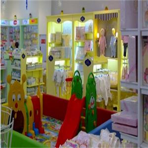 浩贝母婴用品店娱乐区
