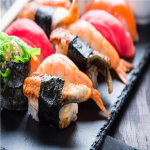 禾风外带寿司双拼套餐