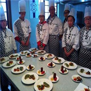 蓝带国际厨艺餐旅学院团队
