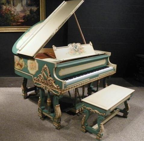 李斯特钢琴