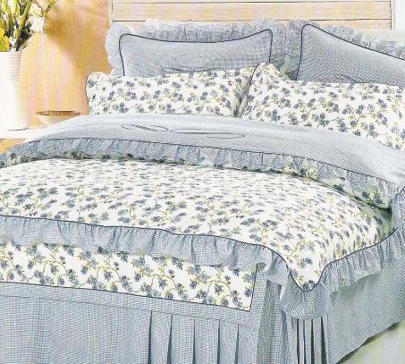 东煌床上用品蓝色