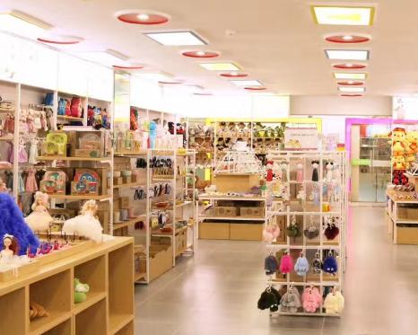 可儿母婴用品店店铺