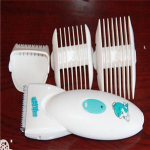 呦呦婴儿理发器理发器头