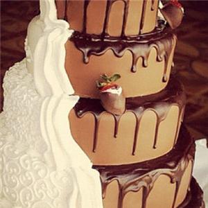 御尚蛋糕四层