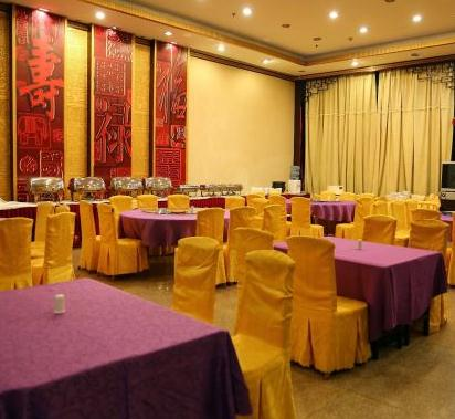 璞秀居荷花文化主题酒店餐厅