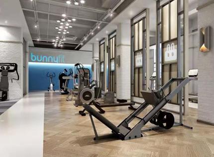 EvilBunny智能健身房机器