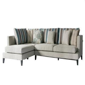 KBH和睿嘉品沙发灰色整套沙发