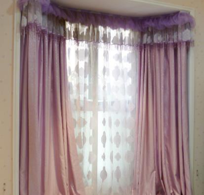 宇軒窗簾紫色