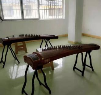 工人俱乐部古筝培训中心小班化