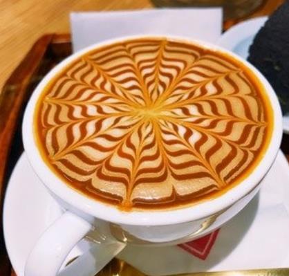waiting咖啡好喝