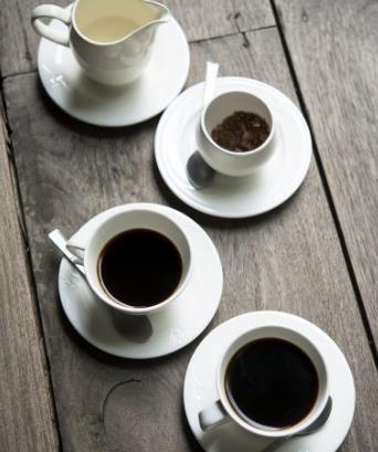waiting咖啡美味