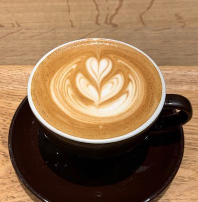 waiting咖啡甜味