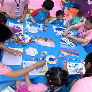 科慧樂兒童能力建構中心氛圍