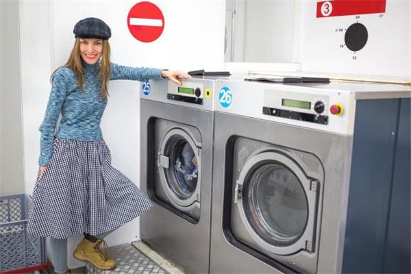 洗e客2台机器