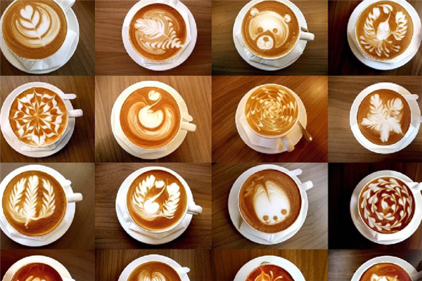 乐奇咖啡推广