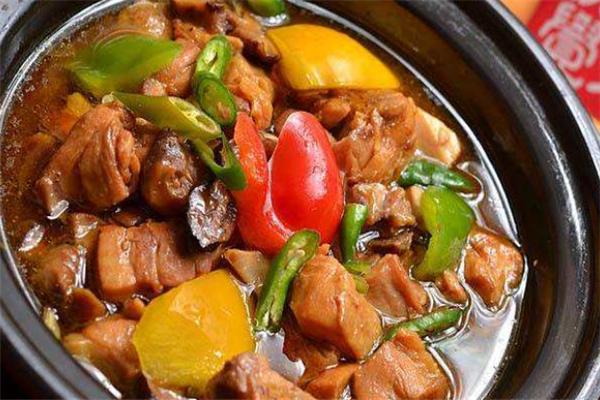 福康泰黃燜雞