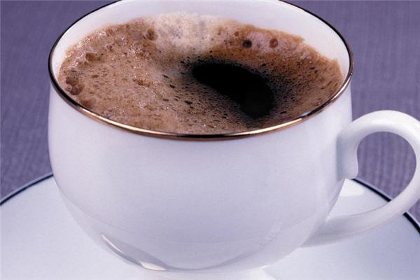 森绿咖啡黑色