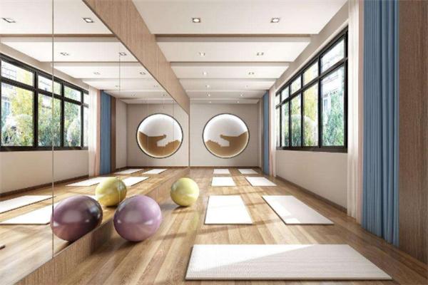 蔷薇时代产后恢复中心瑜伽室