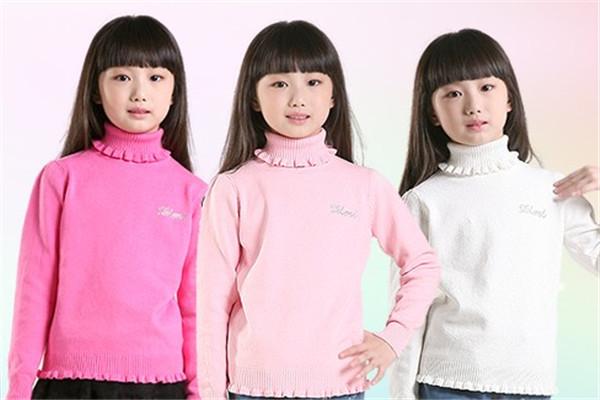 拉童木童裝女童毛衣