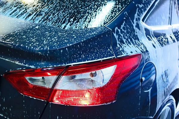 斑马全自动洗车高效